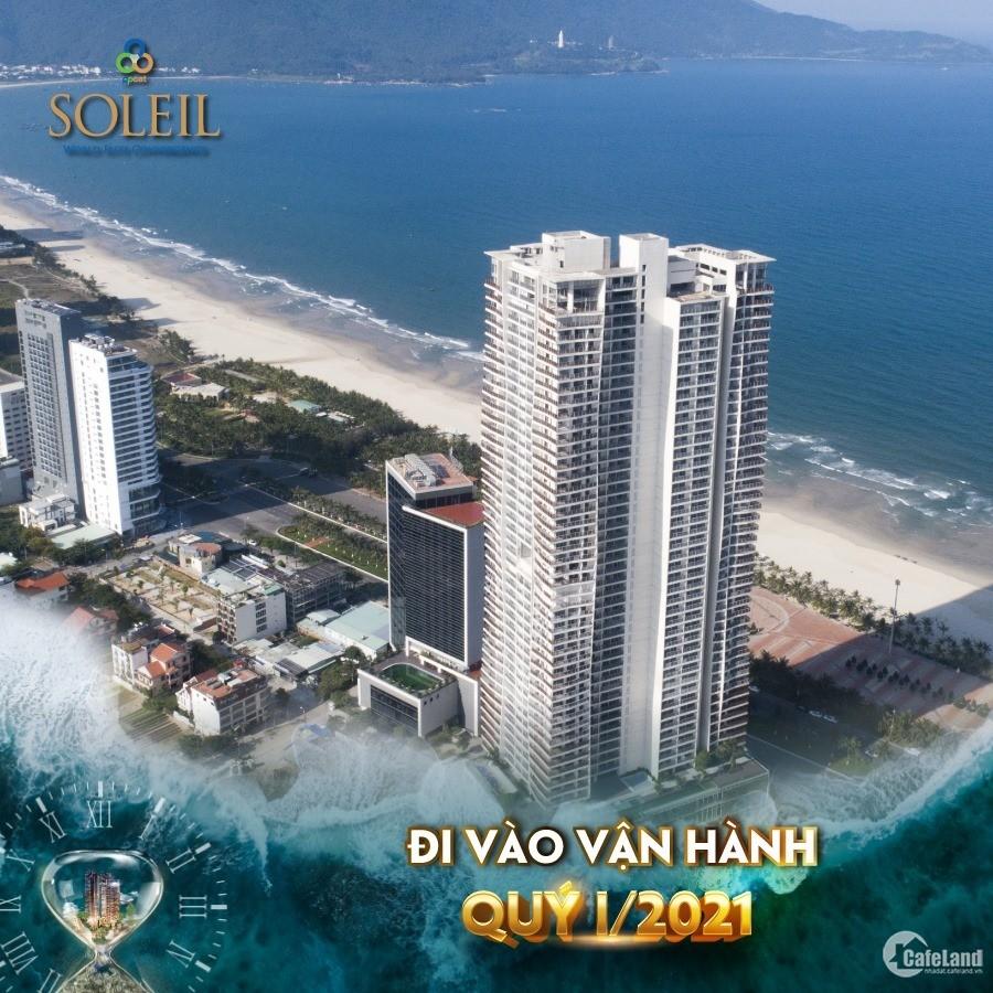 BDS Nghỉ Dưỡng Biển đang được săn đón, Wyndham Soleil , Giá Chiết Khấu 34%