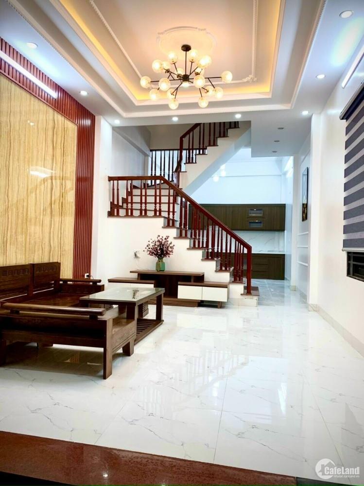 Bán nhà 3 tầng phố Ỷ Lan, Ngọc Châu 46.3m2, hướng Tây, 1 tỷ 650, nhà đẹp