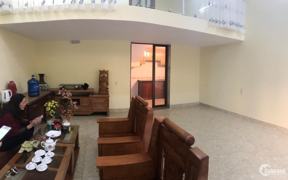 Cần bán nhà 3 tầng 1 xép, Phạm Ngũ Lão, HD 45m2, mt 5.81, ngõ 7m, giá tốt
