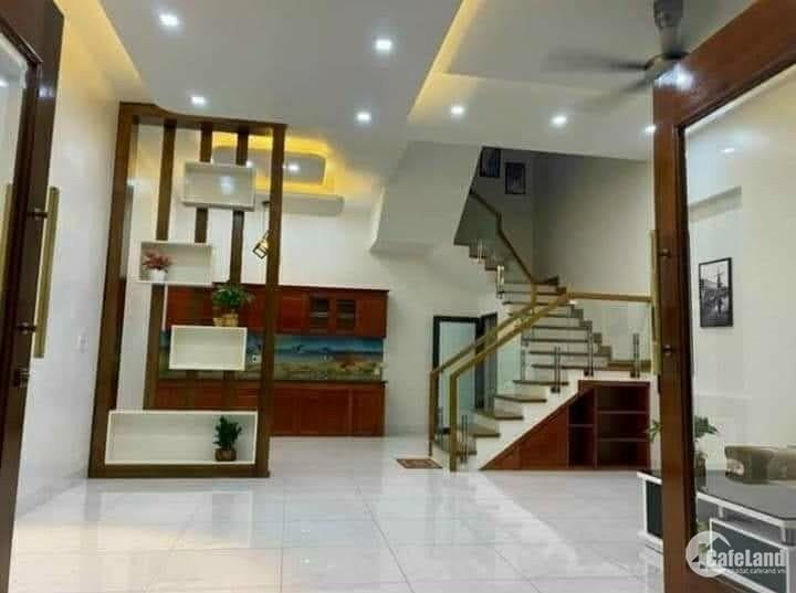 Bán nhà 4 tầng đường Trần Nguyên Đán, KĐT Vạn Phúc, 52.5m2, mt 6m, 3.35 tỷ