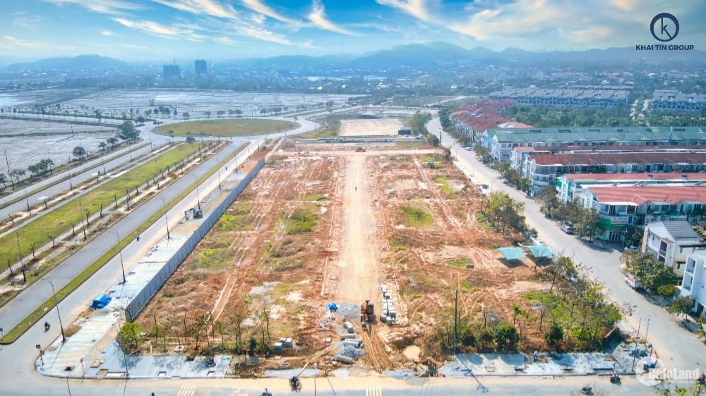 Hoàn công phân khu mới An Cựu City, thời điểm vàng đầu tư không rủi ro.