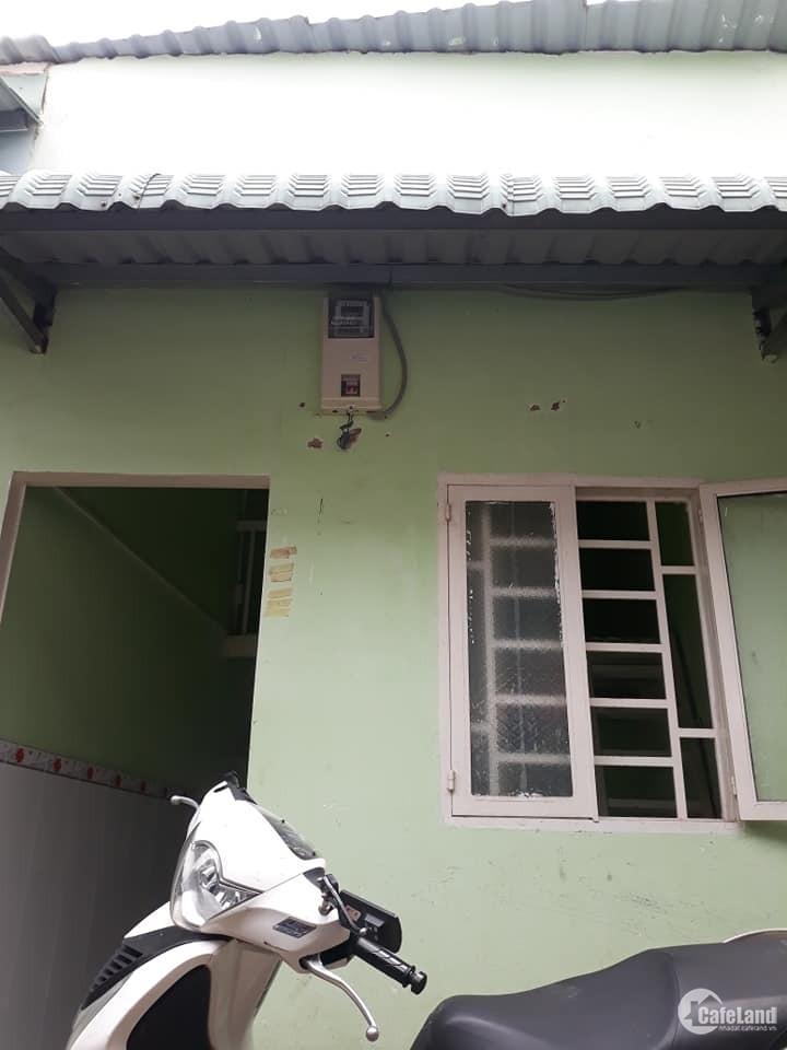 Chính chủ bán cănn nhà Q.bình thạnh giá rẻ.hẻm rộng 3,5m.gần đường Pvđ.(HHMG 2%)
