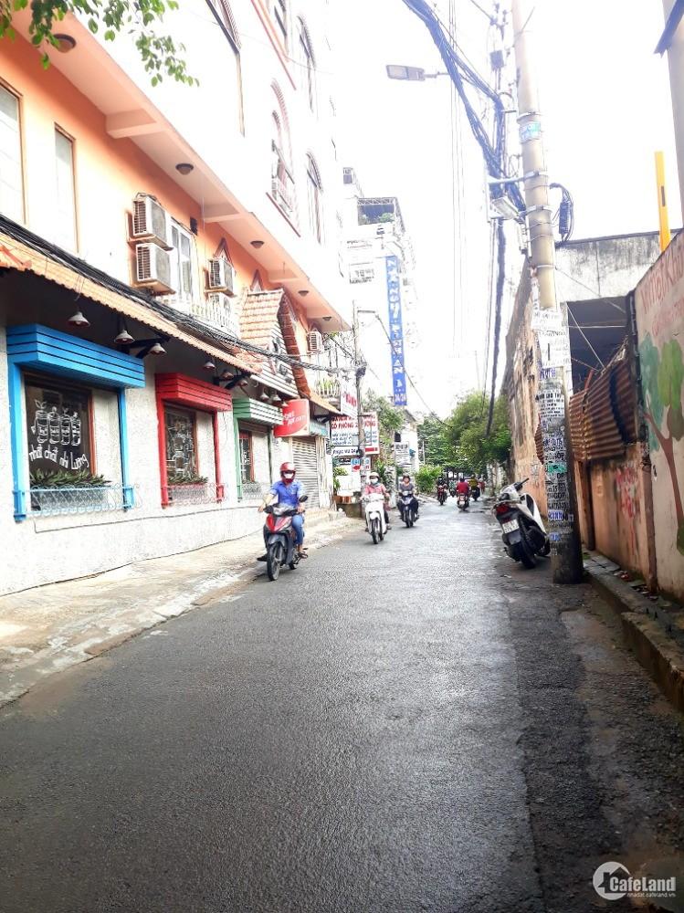 Chính chủ bán ccăn nhà Q.bình thạnh giá rẻ.hẻm rộng 3,5m.gần đường Pvđ.(HHMG 2%)