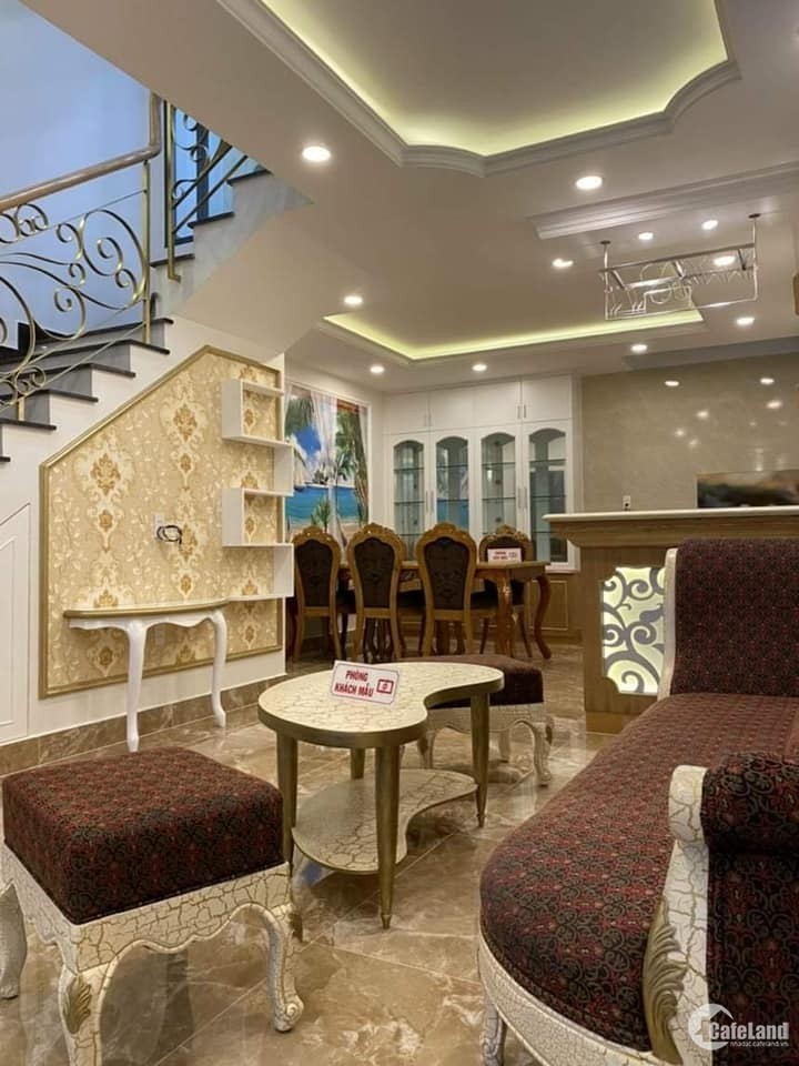 HXH 6m Hoàng Hoa Thám, 85m2, 2 tầng, mới ở ngay, full nội thất, giá Sốc 7.5 tỷ