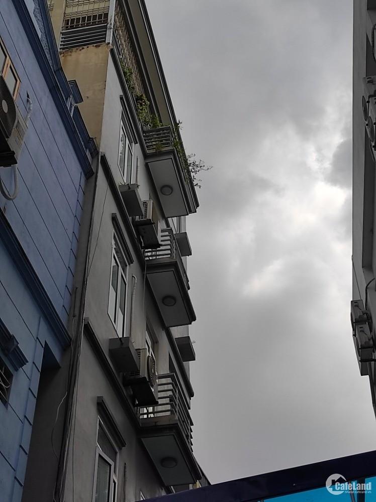 Chính chủ bán nhà riêng 5 tầng đường Đại La, Hai Bà Trưng