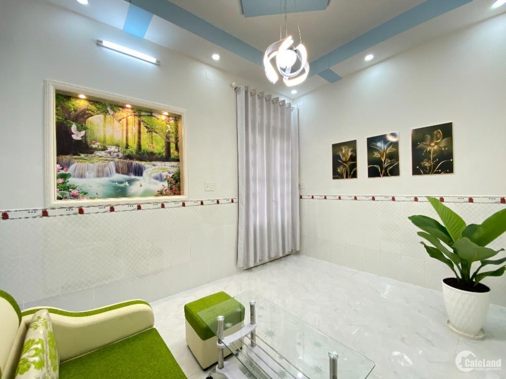Bán nhà Nhà Bè đồng sở hữu hẻm 2144 Huỳnh Tấn Phát xã Phú Xuân huyện Nhà Bè