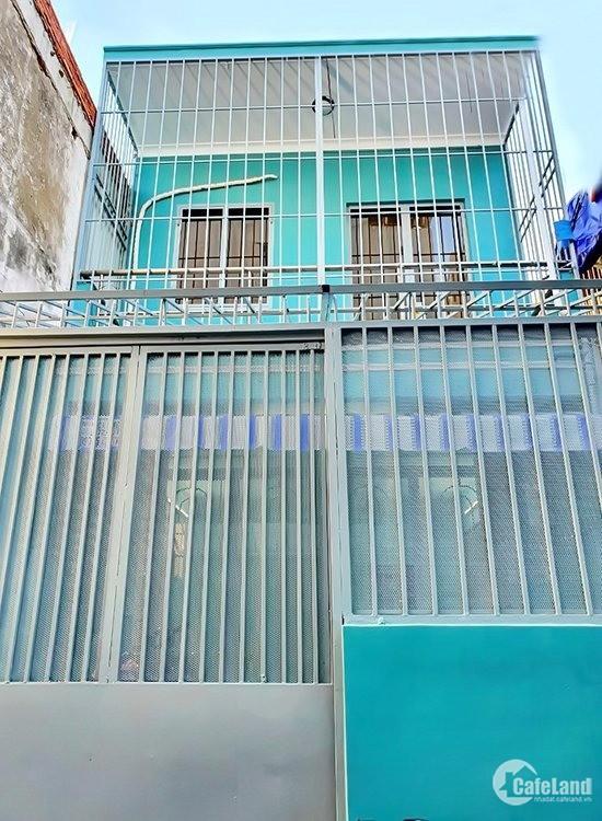 Nhà đẹp 1 lầu hẻm rộng Lâm Văn Bền, P. Tân Khiểng, Quận 7