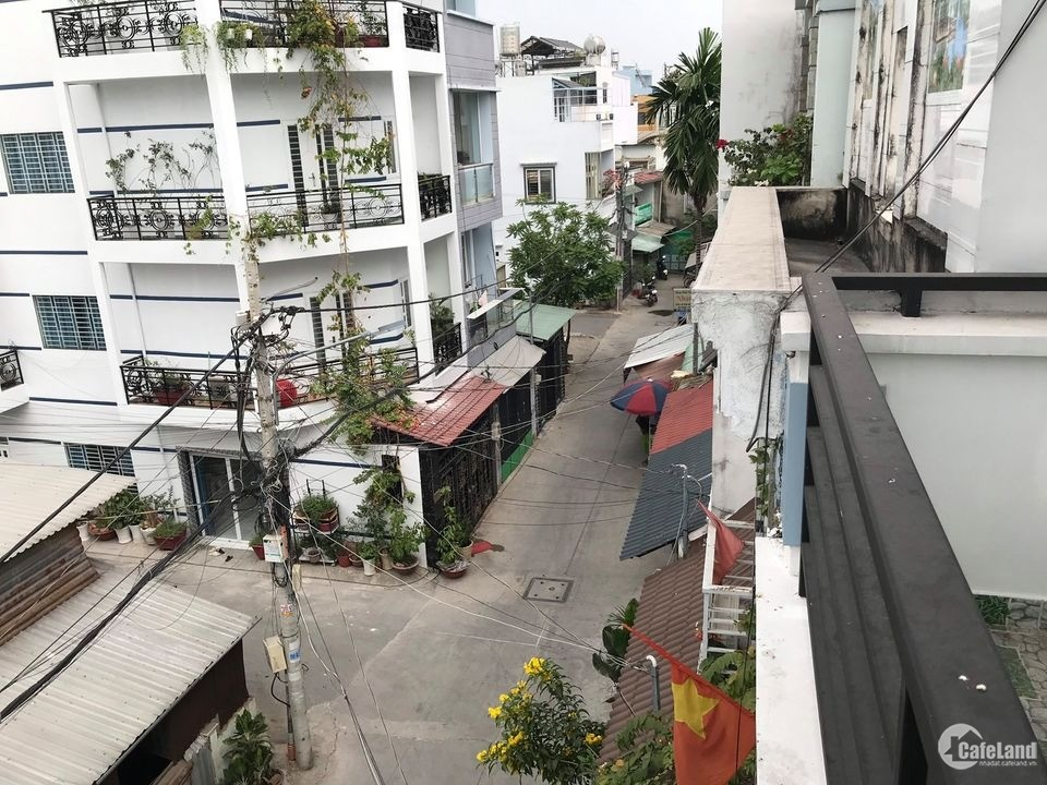 VỊ TRÍ : Đường Mã Lò quận Bình Tân 2 mặt tiền hẻm rộng xe tải chạy vô tới nhà
