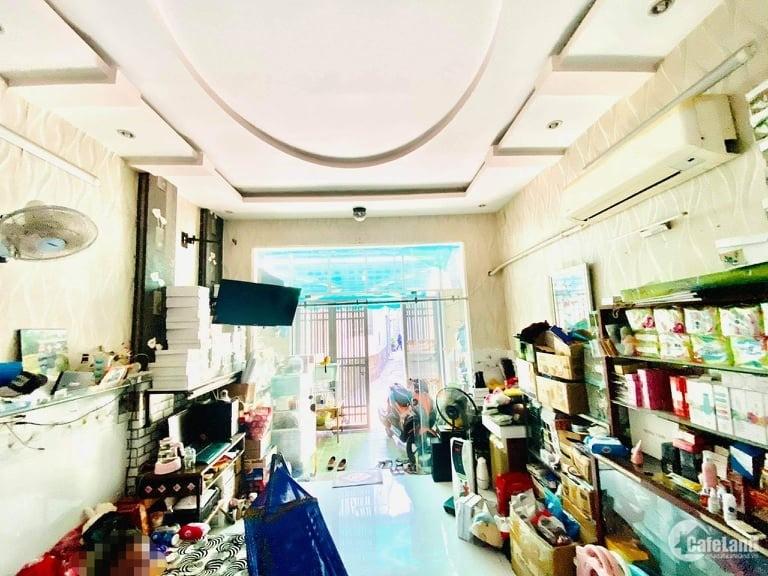 Chính chủ bán nhà SHR 4 tầng HXH đường Quang Trung, Gò Vấp 4mx12m -4.1 tỷ