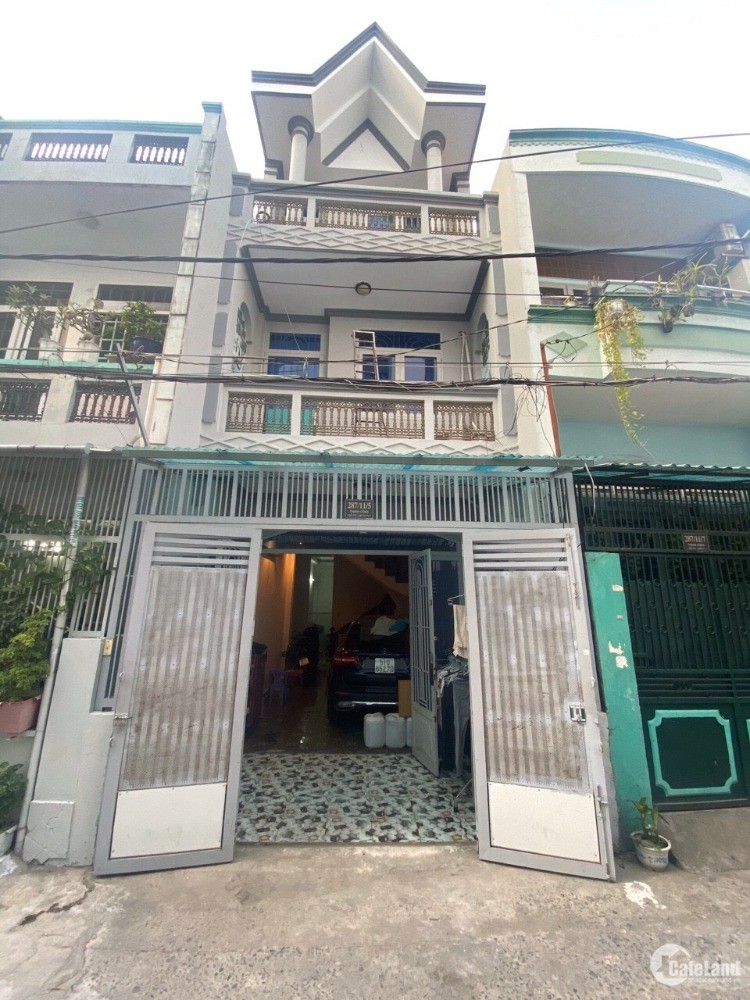 Bán nhà hẻm 5m Thành Công, 4x14m, đúc 2 lầu, Giá 5.95 tỷ TL