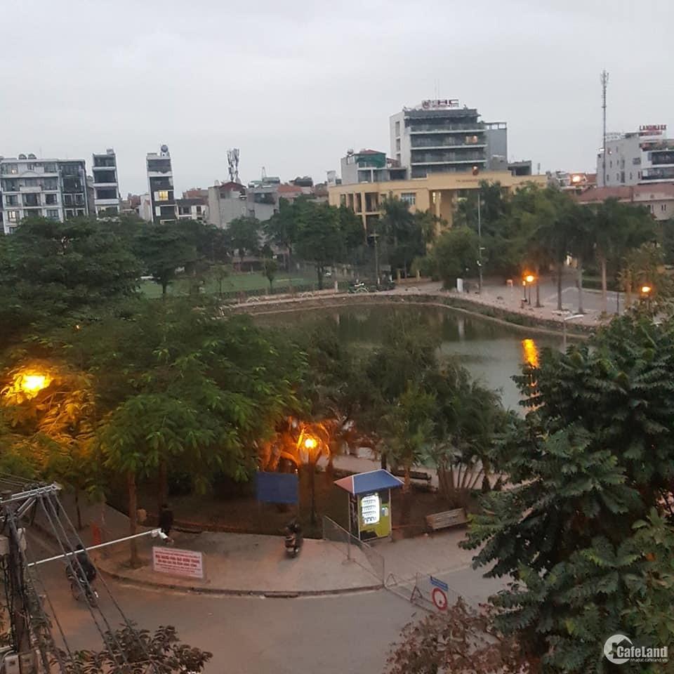 Bán nhà mặt phố Trịnh Công Sơn, Tây Hồ: 85m, 5 tầng, MT: 7m,  view hồ. 34 tỷ.