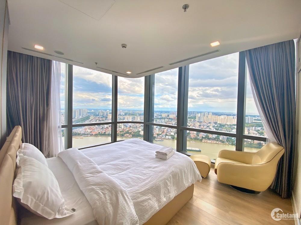 Căn 4PN Vinhomes L81 190m2 nội thất cao cấp view vòng cung đẹp giá rẻ