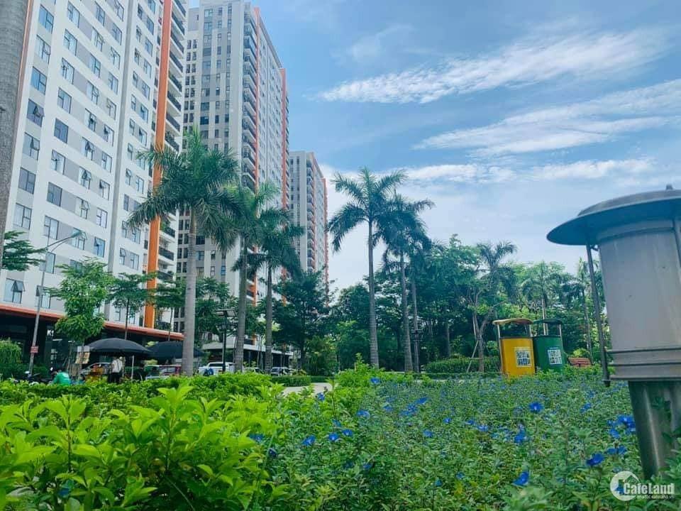 Cho thuê Chung cư CC The Kpark Văn Phú Hà Đông 70m² 2PN full nội thất.