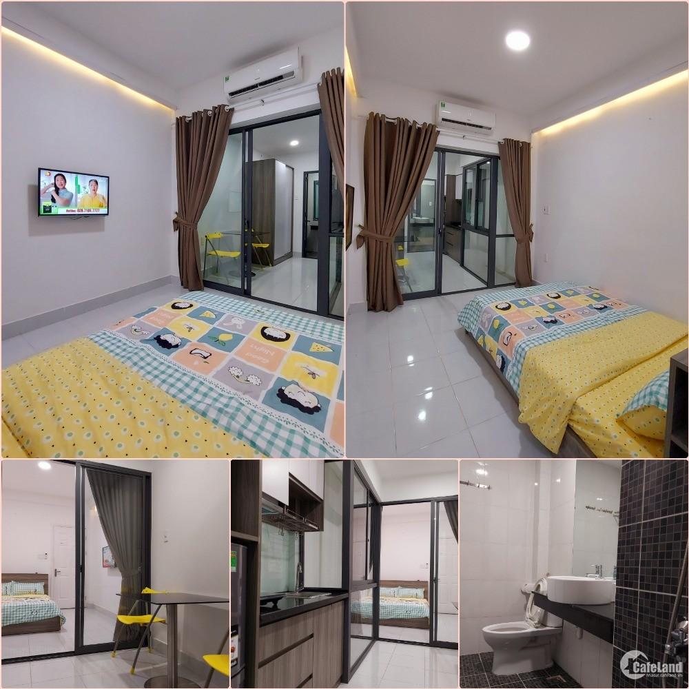 Căn hộ 1PN đầy đủ nội thất, tiện nghi đường Nam Kì Khởi Nghĩa quận 3 giá chỉ 6.5