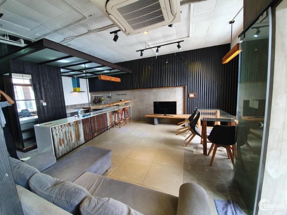 Cho thuê căn hộ 2PN/2WC thiết kế độc đáo chỉ 18tr/tháng, Xem nhà 0908457487