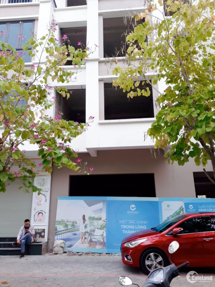 Nhà phố kinh doanh Ecorivers hải dương
