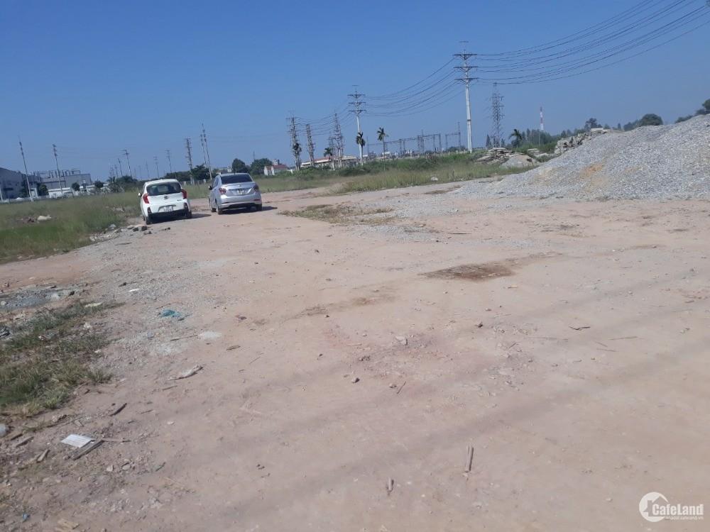 Còn duy nhất lô đất KCN Bắc Giang, trực tiếp CĐT, diện tích  2.5ha