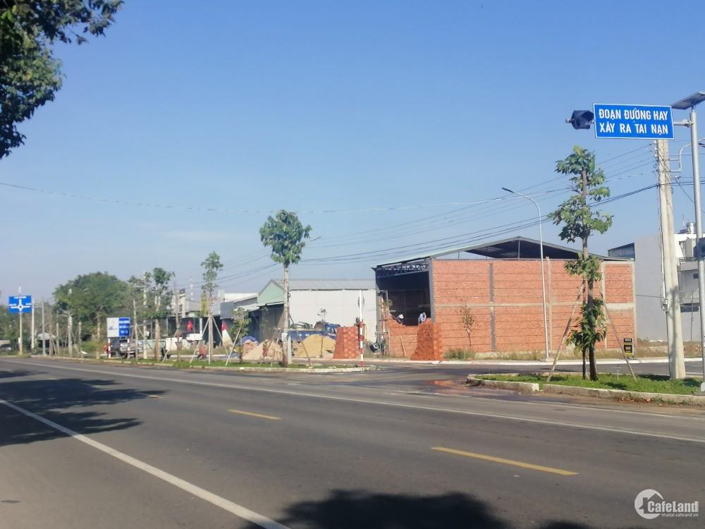 Bán đất sổ đỏ khu TT Thành Phố Bà Rịa, chỉ 1 tỷ 2 nền 100m2, gần Quảng Trường Bà
