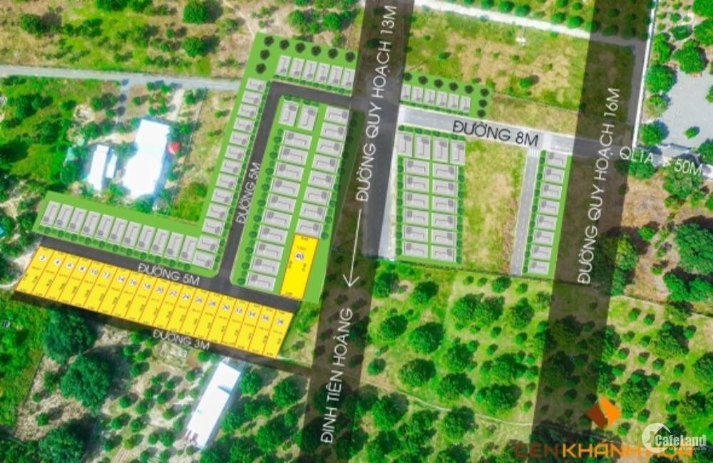 Bán đất Cam Lâm - Cam Lâm Center, đầu tư cuối năm.