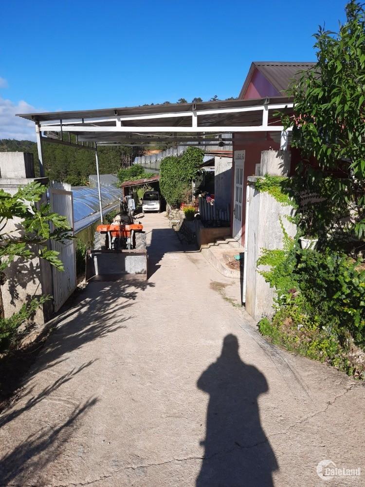 Cần bán gấp lô đất vườn đà lạt thích hợp làm farm
