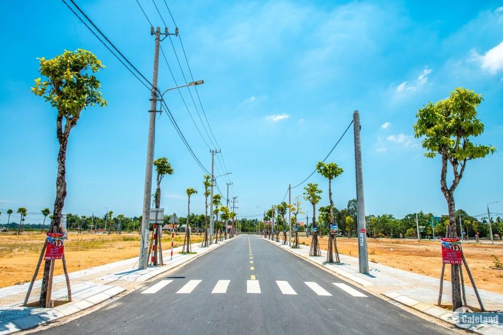 Bán nhanh lô đất vuông vức sạch đẹp O6-5 KDC số 1 Điện Thắng epictown .
