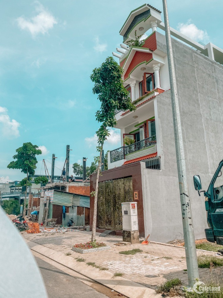 ĐẤT TP.HCM MẶT TIỀN 16m KINH DOANH, DT 6x18 ,SHR, THỔ CƯ 100%, Tại Bình Chánh