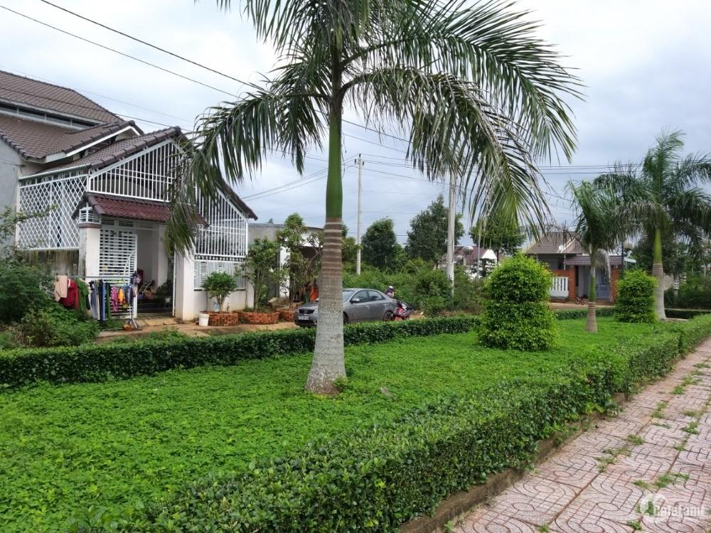 Chính chủ kẹt tiền bán gấp đất 100% thổ cư trung tâm hành chính Cư Kuin, Đắk Lắk