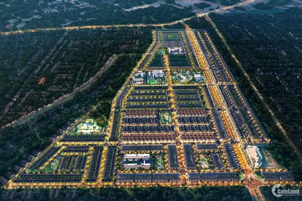 Đất Nền Nhà Phố, Biệt Thự Ngay Long Thành