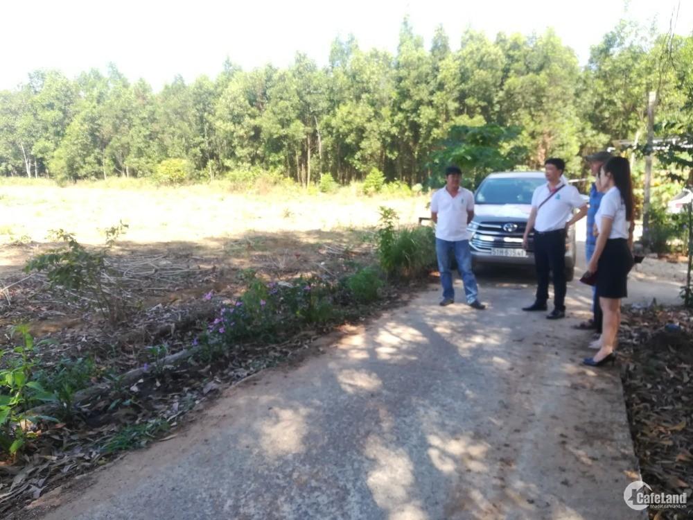Đất gần sân bay Long Thành, sổ hồng công chứng ngay tại Bàu Cạn