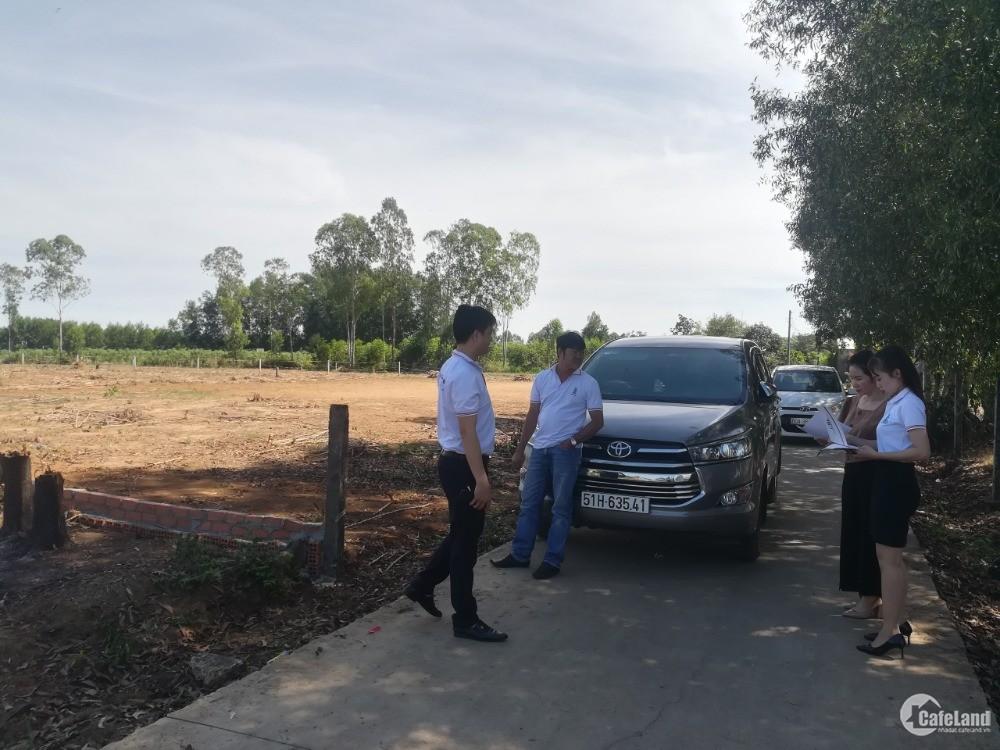 Chính chủ cần bán lô đất ngay MT Bàu Cạn, cách sân bay Long Thành 2,5km