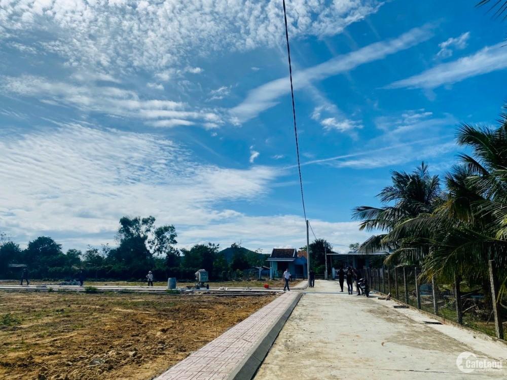 Bán gấp Lô đất TT thị xã Ninh Hòa liền kề bãi biển Dốc Lết