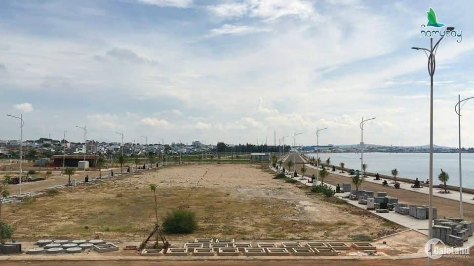 Đất nền sổ đỏ mặt tiền biển TP Phan Thiết, giá thấp nhất chỉ từ 2,3 tỷ/ nền 90m2
