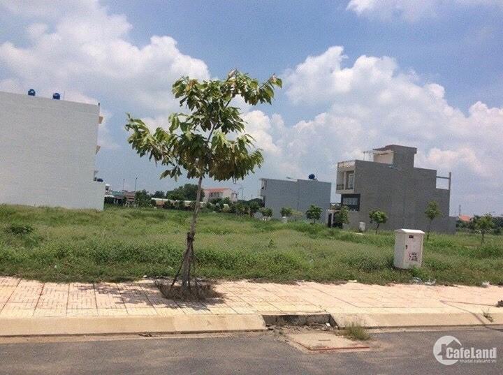 Thanh lý gấp 5 lô KDC Phú Lợi, Q8, MT Ba Tơ, thổ cư 100% giá từ 1.8 tỷ-DT 100m2