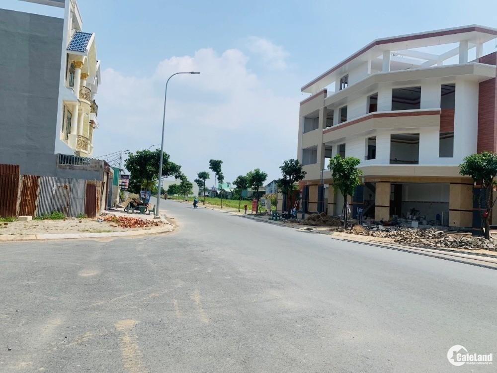 Bán Lô đất Thổ Cư,SHR, ở Tân Tạo, Bình Tân