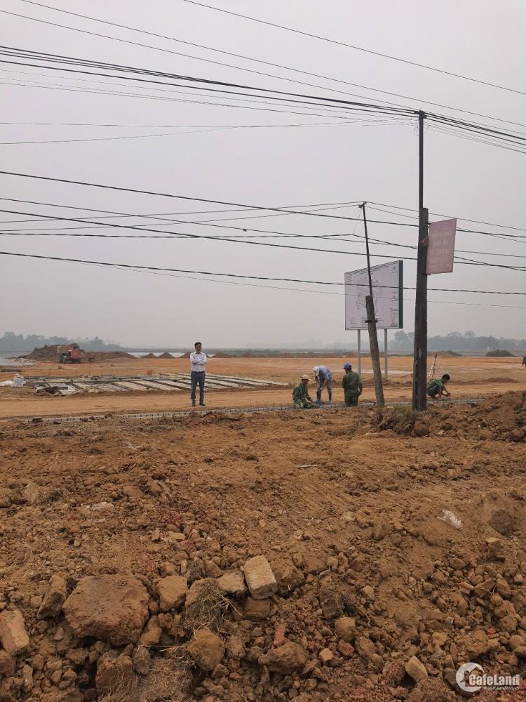 Chỉ còn duy nhất 1 lô mặt đường Thanh Niên, Xã Quảng Đức.