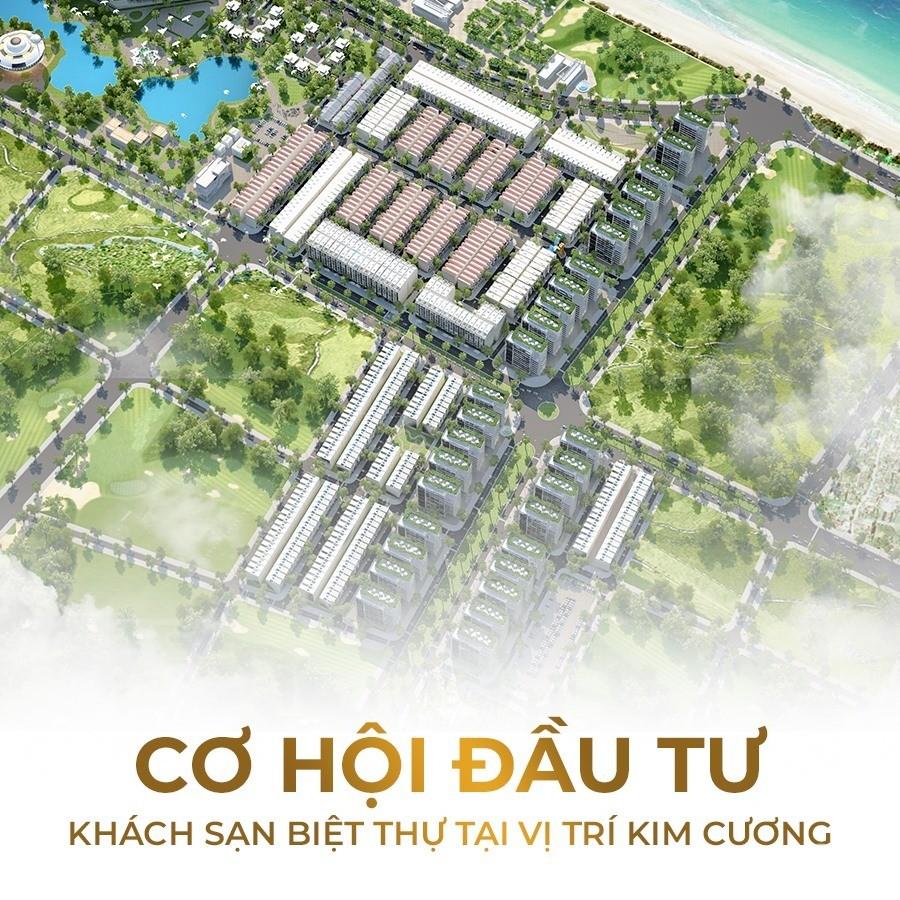 Đất nền ven biển Sầm Sơn giá chỉ từ 14 triệu/m2