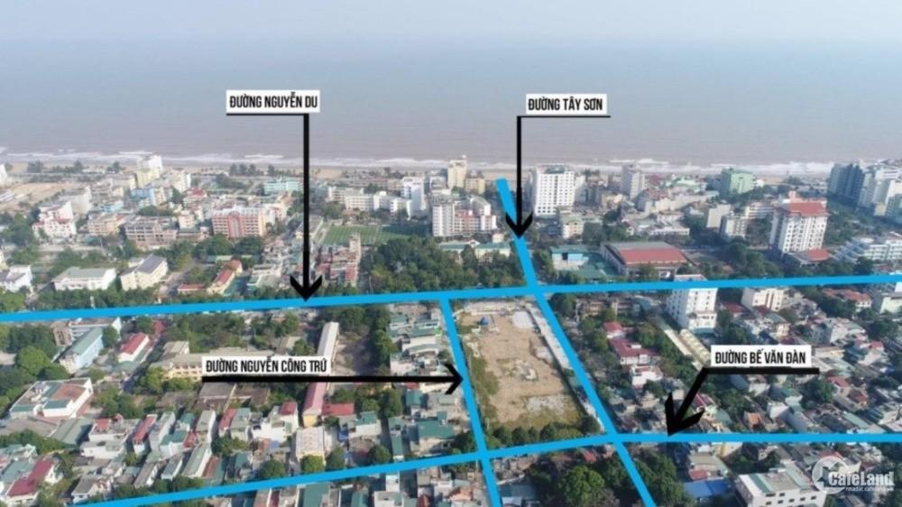Solaria Center Sầm Sơn: lời giải cho bài toán khan hiếm shophouse tại Sầm Sơn