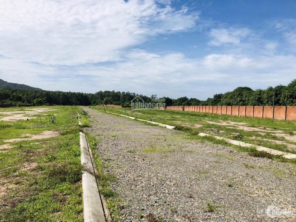 Đất rẻ đầu tư cảng Cái Mép DT 519m2, sổ hồng riêng giá rẻ nhất Phú Mỹ 2,2tr/m2