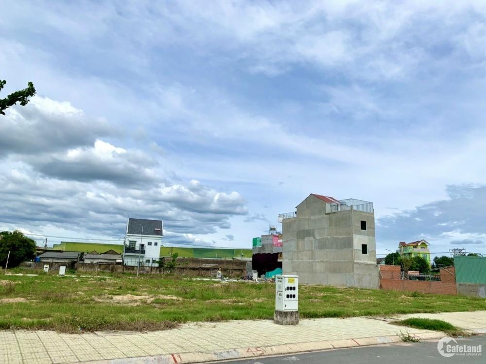 Chính chủ két tiền cuối năm bán gấp lô đất gần vòng xoay An Phú,An Phú ,Thuận An
