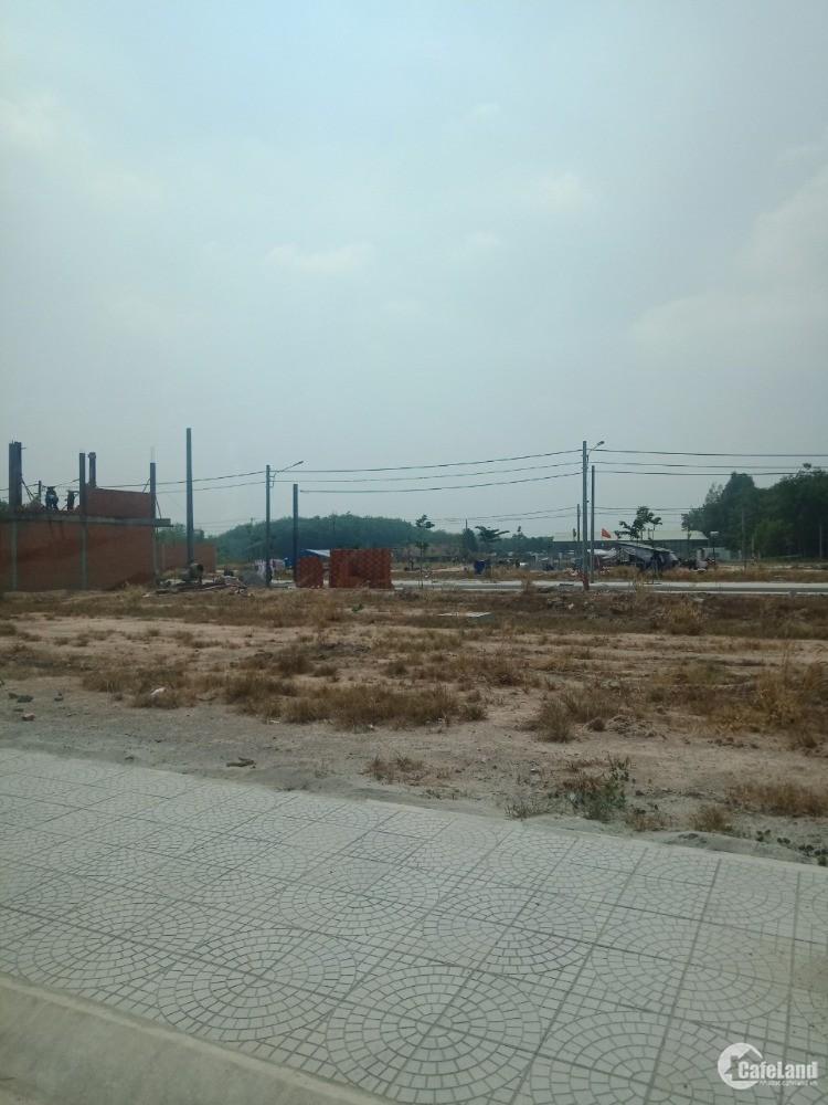 Bán lô đất ngay An phú - Thuận an - Bình Dương