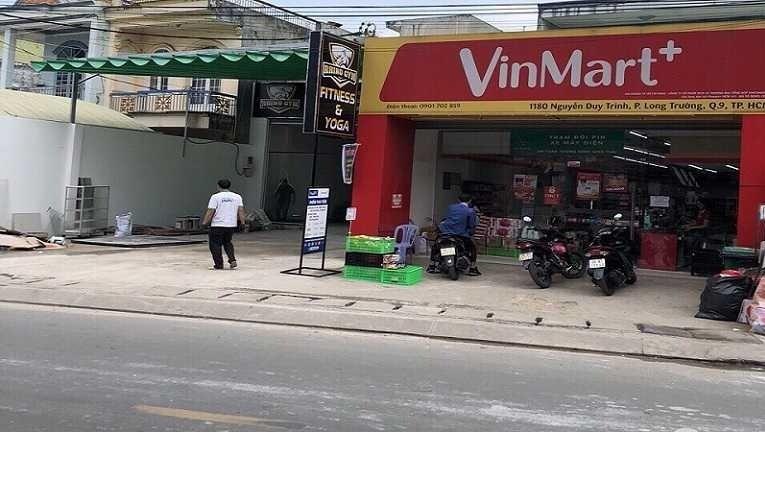 Bán đất mặt tiền Huỳnh Tấn Phát Huyện Nhà Bè 4500m2 tặng cây xăng giá chỉ 65 tỉ