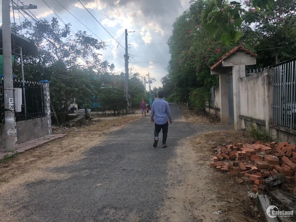 Đất ONT xã Phước Bình nằm trong khu dân cư hiện hữu xây nhà vườn bao đẹp