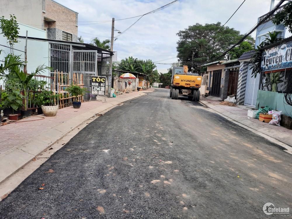 Lô đất mặt tiền 4x15.5m góc đường Tân Hiệp 7 - Giá chỉ 2 tỷ 500 - Đã giảm 100