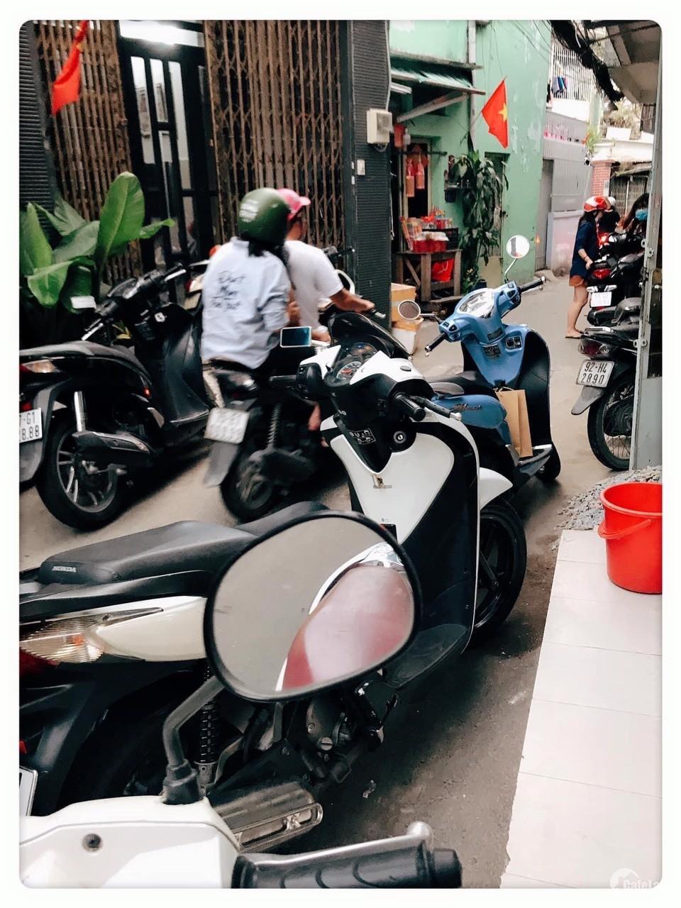 Nhà hẻm 1 xẹt Quang Trung, p10, q.gò vấp, 3 tầng, kinh doanh, 2tỷ9