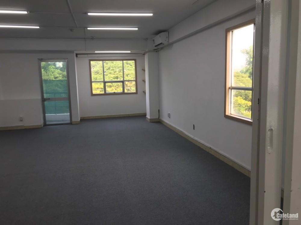 Cho thuê văn phòng MT Điện Điên Phủ, Q1, gần công viên, 95m2, 39.7 triệu/ tháng