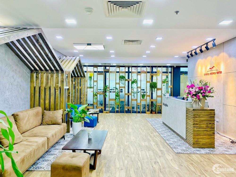 Cho thuê Văn phòng Lê Văn Lương full nội thất đẹp rẻ.