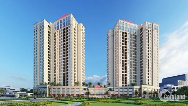 Cần bán căn góc chung cư thương mại VCI Tower Vĩnh Yên, ưu đãi lớn đầu năm