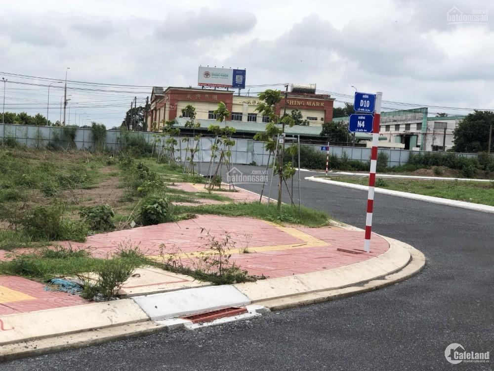 Giá gốc từ CĐT, khu đô thị Bàu Xéo, MT QL1A, TT Trảng Bom, thổ cư 100%