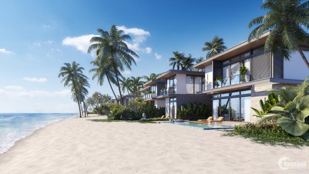 Biệt thự biển 6* Hyatt Regency Hồ Tràm,Resort Top10 Thế giới, HTLS 0% chỉ 48tr/m