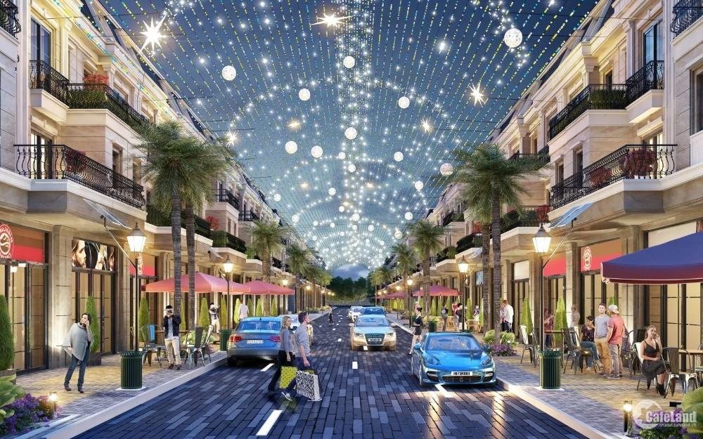 Shophouse siêu sang trong khu công viên Châu Á, trung tâm thành phố biển Đà Nẵng
